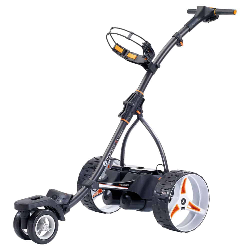 MOTOCADDY 2019 S7 REMOTE ELECTRIC GOLF TROLLEY / GRAPHITE